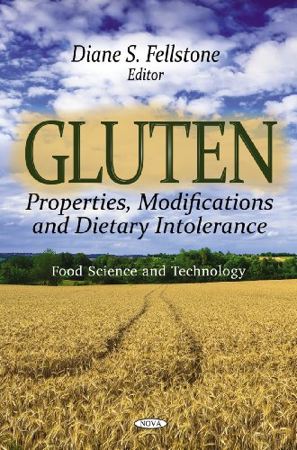 9781612093178: Gluten: Properties, Modifications and Dietary Intolerance (Food Science and Technology: Food and Beverage Consumption and Health)