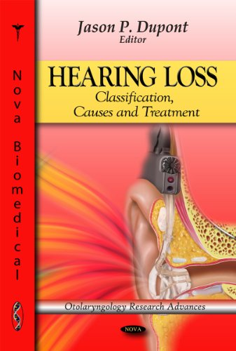 Hearing Loss: Classification, Causes Treatment (Hardback)