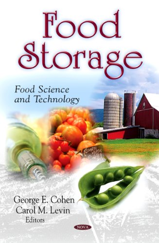 9781612099163: Food Storage (Food Science and Technology)