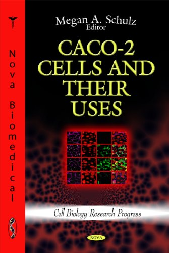 9781612099170: CACO-2 Cells and Their Uses (Cell Biology Research Progress)