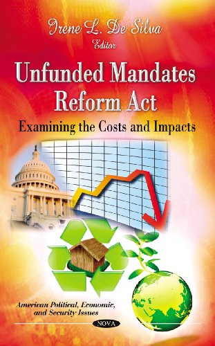 unfunded mandates reform act of Finally, acts may be referred to by a different name, or may have been renamed, the links will take you to the appropriate listing in the table unfunded mandates reform act of 1995.