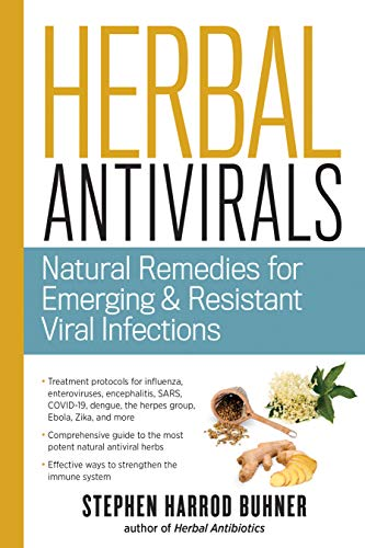 9781612121604: Herbal Antivirals: Natural Remedies for Emerging & Resistant Viral Infections