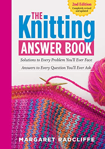 9781612124049: The Knitting Answer Book: Solutions to Every Problem You'll Ever Face; Answers to Every Question You'll Ever Ask