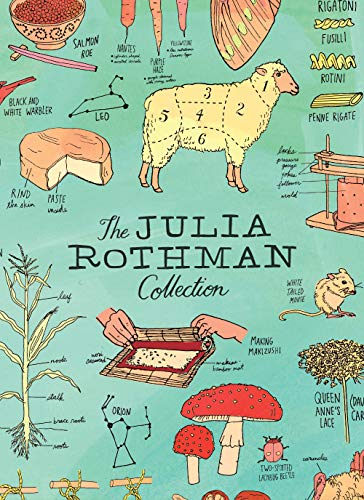 9781612128528: The Julia Rothman Collection: Farm Anatomy, Nature Anatomy, and Food Anatomy