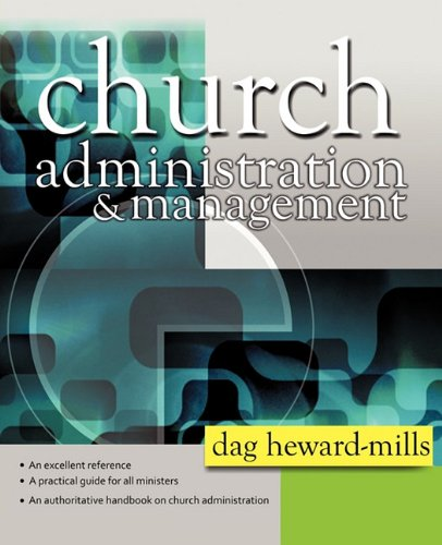 9781612157498: Church Administration and Management
