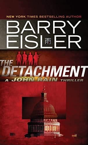 The Detachment John Rain Thrillers By Barry Eisler INR252 ISBN 9781612181554