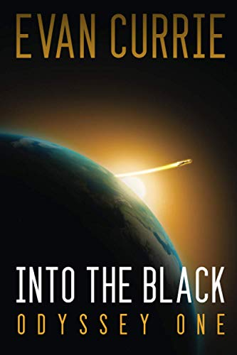 9781612182346: Into the Black [Remastered Edition] (Odyssey One)