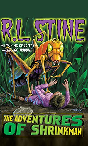 The Adventures of Shrinkman: Stine, R.L.