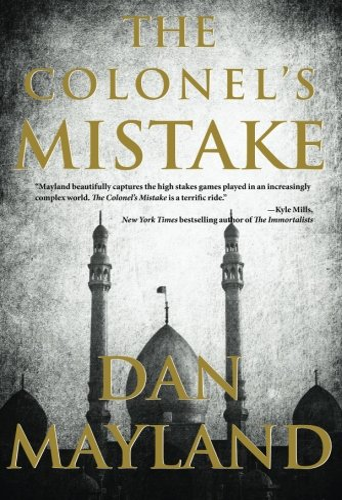 9781612183350: The Colonel's Mistake (A Mark Sava Spy Novel)
