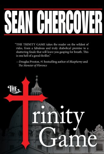 9781612183503: The Trinity Game (The Daniel Byrne Trilogy)