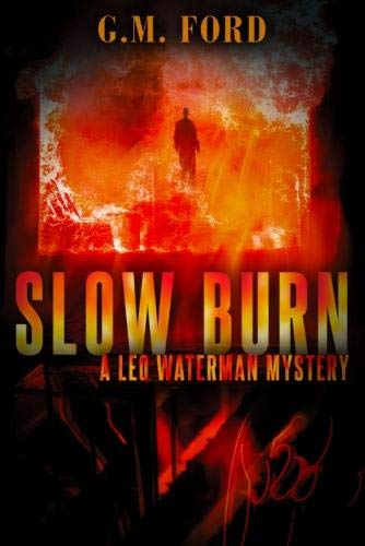 9781612183770: Slow Burn (A Leo Waterman Mystery)