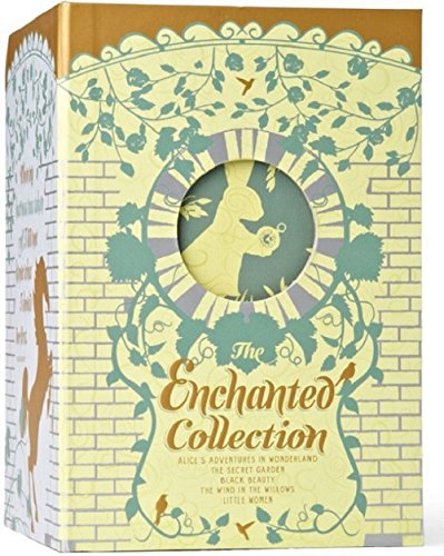 9781612184159: The Enchanted Collection: Alice's Adventures in Wonderland, The Secret Garden, Black Beauty, The Wind in the Willows, Little Women (The Heirloom Collection)