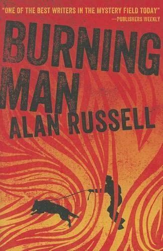 9781612186092: Burning Man (A Gideon and Sirius Novel)