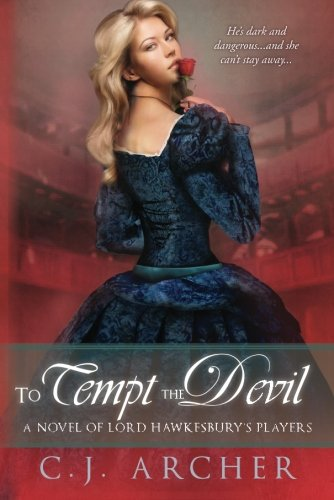 9781612187150: To Tempt the Devil (A Novel of Lord Hawkesbury's Players)