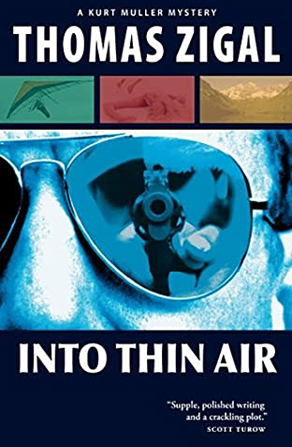 9781612187563: Into Thin Air (A Kurt Muller Mystery)
