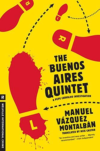 Buenos Aires Quintet: Montalban, Manuel Vazquez