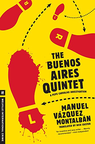 9781612190341: The Buenos Aires Quintet (Pepe Carvalho)