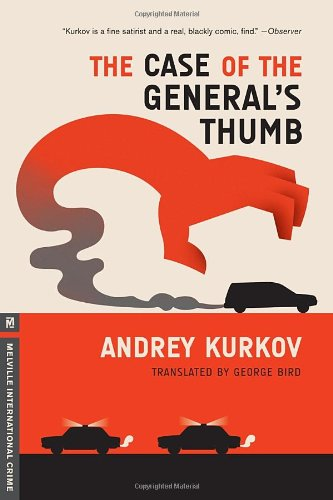 9781612190600: Case of the General's Thumb, The (Melville International Crime)