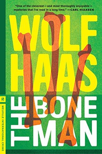 9781612191690: The Bone Man (Melville International Crime)