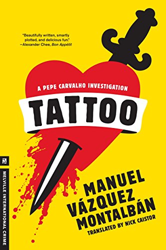 9781612192086: Tattoo (A Pepe Carvalho Mystery)