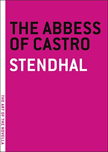 9781612193205: The Abbess of Castro (The Art of the Novella)