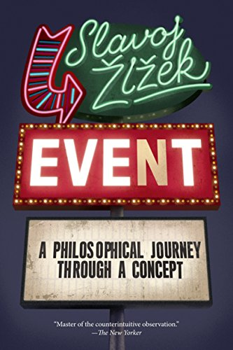 9781612194110: Event: A Philosophical Journey Through A Concept