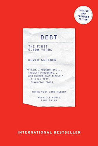 9781612194196: Debt. The First 5,000 Years