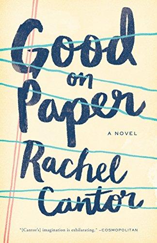 Good On Paper (Hardback): Rachel Cantor