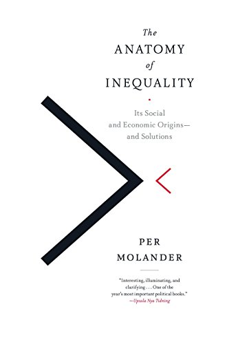 9781612195698: The Anatomy of Inequality: Its Social and Economic Origins- and Solutions