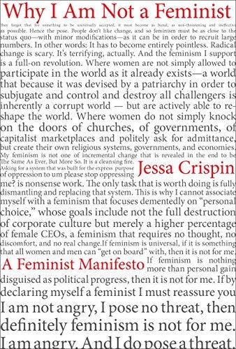 9781612196015: Why I Am Not A Feminist: A Feminist Manifesto