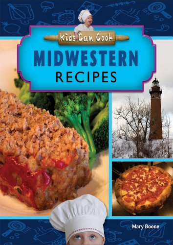 9781612280714: Midwestern Recipes (Kids Can Cook)