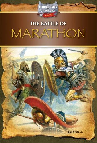 9781612280776: The Battle of Marathon (Technologies and Strategies in Battle)