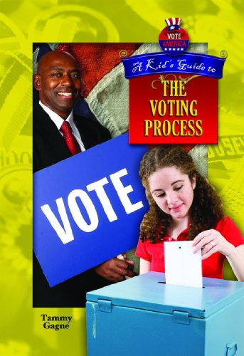 9781612282602: A Kid's Guide to the Voting Process (Vote America)