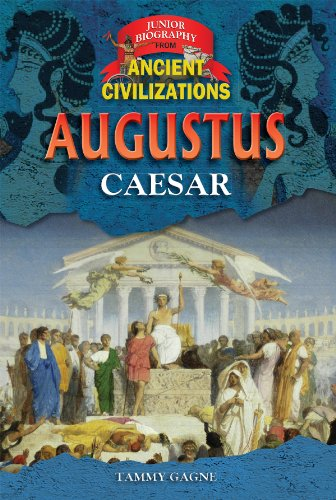 Augustus Caesar (Library Binding): Tammy Gagne