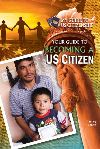 9781612284491: Your Guide to Becoming a US Citizen (My Guide to Us Citizenship)