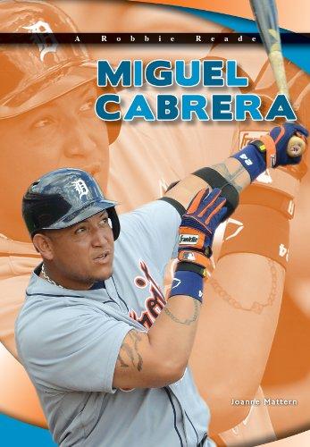 9781612284576: Miguel Cabrera (Robbie Readers)