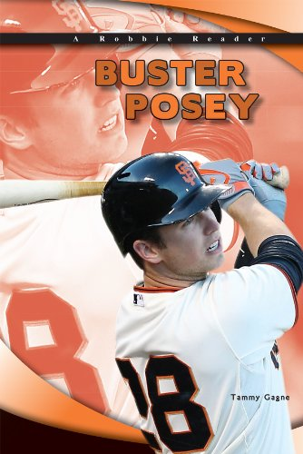 9781612284583: Buster Posey (Robbie Reader Contemporary Biographies)