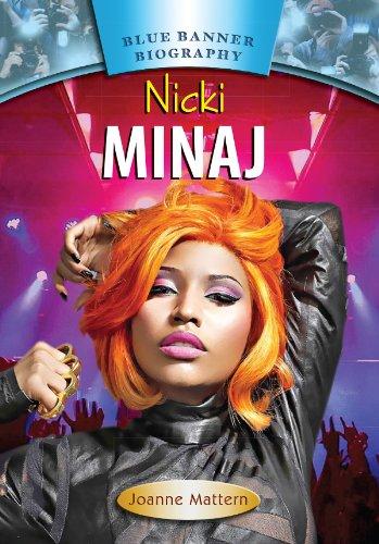 Nicki Minaj (Blue Banner Biographies): Mattern, Joanne