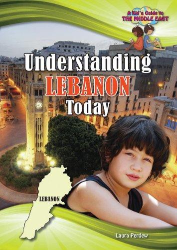 Understanding Lebanon Today (Library Binding): Laura Perdew