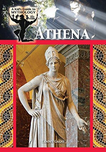 9781612289984: Athena (A Kid's Guide to Mythology)
