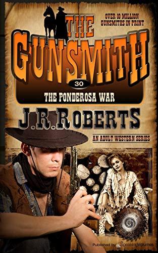 9781612326337: The Ponderosa War (The Gunsmith) (Volume 30)
