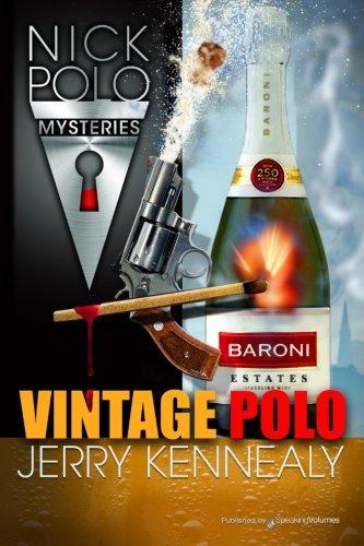 9781612328911: Vintage Polo (A Nick Polo Mystery)