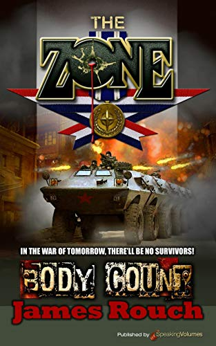 Body Count (Paperback): James Rouch