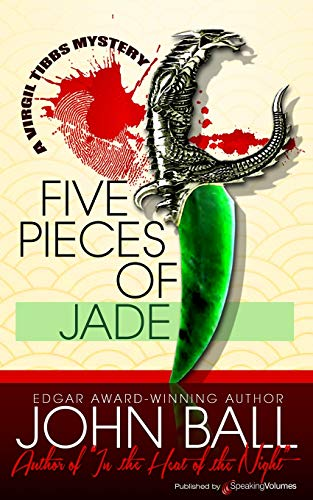 9781612329765: Five Pieces of Jade (Virgil Tibbs Mystery) (Volume 4)