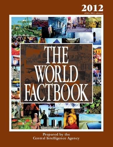 9781612345185: The World Factbook 2012: CIA's 2011 Edition