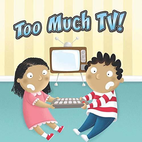 9781612360195: Too Much TV! (Little Birdie Readers)