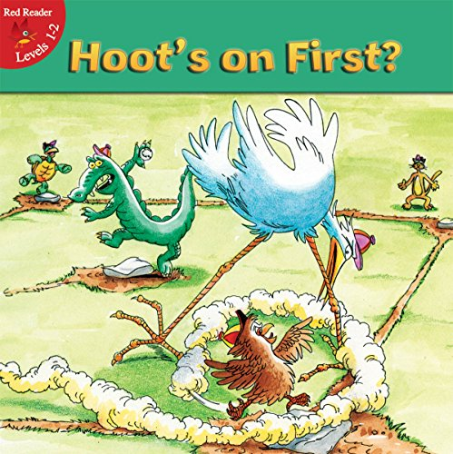 9781612360218: Hoot's on First? (Little Birdie Books: Red Reader: Levels 1-2 (Paperback))