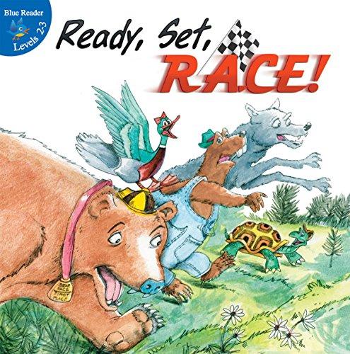 Ready, Set, RACE! (Little Birdie Readers): Steinbkaus, Kyla