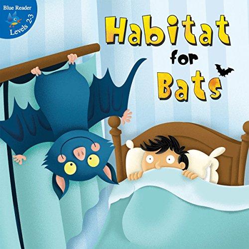 Habitat for Bats (Little Birdie Books, 2-3 Blue): Robbins, Maureen; Robins, Maureen