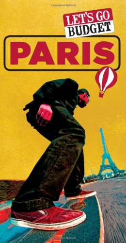 9781612370118: Let's Go Budget Paris: The Student Travel Guide (Let's Go Budget Guides)